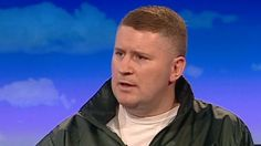 BBC News - Britain First's leader Paul Golding on BNP breakaway, standing up for Jesus!