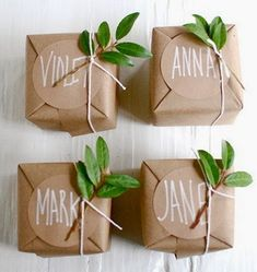 Sharing some Creative Gift Wrapping Ideas and some Free Printable Gift tags to take your gifts to the next level. Christmas Time, Christmas Crafts, Christmas Decorations, Rustic Christmas, Christmas Candles, Christmas Shopping, Simple Christmas, Christmas Wedding, Christmas Ideas