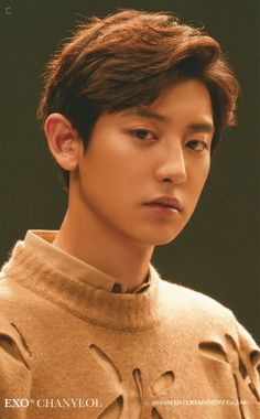 SCAN: #EXO #CHANYEOL @'UNIVERSE' GOODS