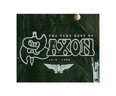 """""""The Very Best Of Saxon"""" dei #Saxon su triplo CD."""