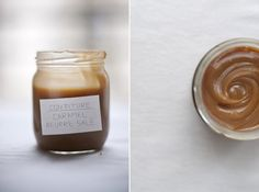 Confiture Caramel au Beurre Salé - there's an english version, too!