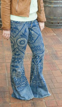 Free People Bali Flares..most amazing flares ever!
