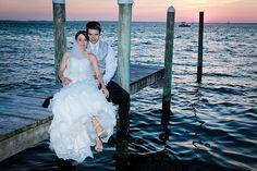 Destin Bay House Wedding | Alley Kat Photography