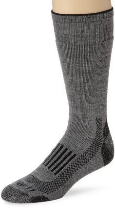 Carhartt Men's Triple Blend Thermal Crew Socks