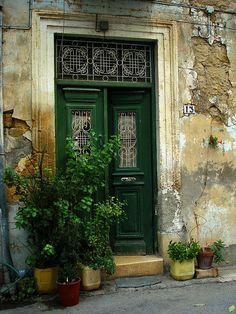 Green Entry, Nicosia, Cyprus photo via kathy