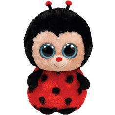 4d330f6b20f Beanie Boos BUGSY - lady bug med Ty Beanie Boos Collection