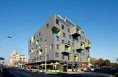 The Cullen / Jackson Clements Burrows Architects