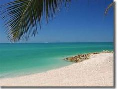 Siesta Keys Florida. Where the sand is like walking on powder sugar...