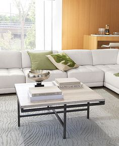 East Park 2-Piece Set: Coffee Table and End Table Web ID: 250846