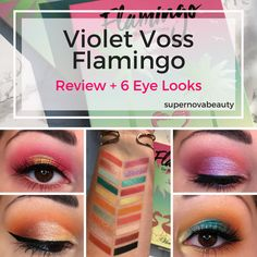 Hey everyone! Today I am giving you my full review on the Violet Voss Flamingo PRO Eye Shadow Palette. Upon first sight, I was totally taken with the colour-scheme of the palette. My first thought was, now THAT is a summer eyeshadow palette! However, when it launched and even when it became available at Sephora,…