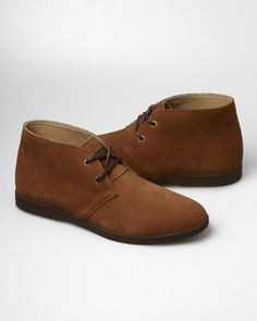 Warf shoes, by Obey X Generic Surplus #boots #chukka #shoes
