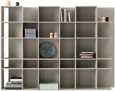 Modern polcok és könyvszekrények - Minőség a BoConcepttől