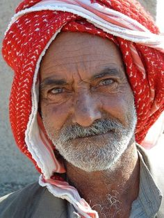 Hombre iraquí