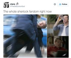"24 Reactions That Perfectly Sum Up ""The Final Problem"" Episode Of ""Sherlock"""