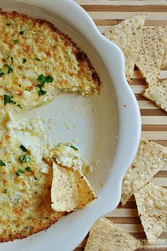 Artichoke Bruschetta {or} Hot Artichoke Dip ~ an easy appetizer or dip, depending on how fancy the occasion is   {Five Heart Home for Love Grows Wild}