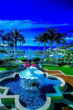 4 seasons Wailea, Wailea, maui, Hawaii