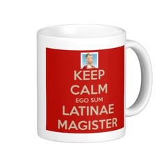 ... Ego Sum Linguae Latinae Magister.