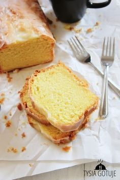 Babka budyniowa | Tysia Gotuje Polish Desserts, Polish Recipes, Different Cakes, Pound Cake Recipes, Sweet Bread, Nutella, Love Food, Sweet Recipes, Food To Make
