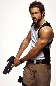 Image result for ryan reynolds blade trinity