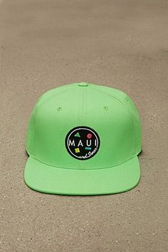 77a2a9fd46a Maui and Sons Baseball Cap Chill Style