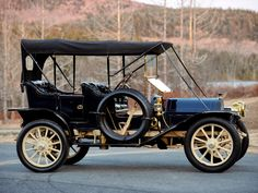 Cadillac Model 30 2-door Demi-Tonneau '1910