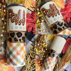 Tumblers, Gift Wrapping, Fall, Gifts, Gift Wrapping Paper, Autumn, Presents, Fall Season, Wrapping Gifts