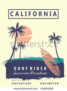 California  graphic for t-shirt designs and other uses, vector graphic