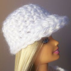 Diane a couple of these would be great too                             Ken and Barbie crochet patterns - hats and other items.