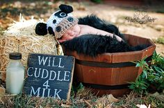 29 Trendy baby pictures newborn boy country so cute Funny Baby Pictures, Newborn Pictures, Baby Photos, Cow Hat, Newborn Baby Photography, Photography Props, Baby Makes, Baby Boy Newborn, Baby Baby