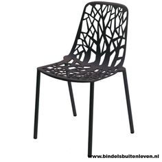 Aluminium tuinstoel forest chair