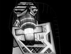 "CHOI & STEINBUCH, ""Visceral Painterly: Shadows Refine Form."" Plan."