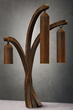 Custom Made Arabesque (Sound Sculpture - Bell)