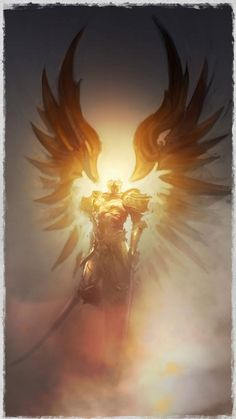 Concept Art Angel