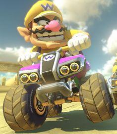 Mario Kart 8 : Wario