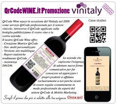 Ma voi il avete il QrCode? Scoprite l'imperdibile promozione #QrCode Wine in occasione del #Vinitaly 2013. http://lnkd.in/Uhzrfq
