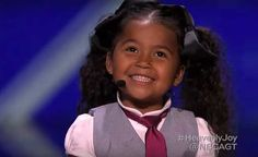 5-Year-Old Wows Judges With Her Voice… And Then She Started To Dance
