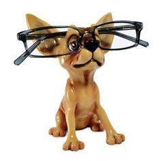 89cbebdc927 Chihuahua Eyeglass Holder