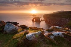 Land's End, Day's End by Paul Newcombe, via Flickr