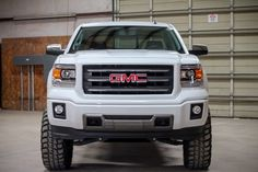 2014 GMC Sierra 1500 SLT LIFTED 4x4 Truck $38,988