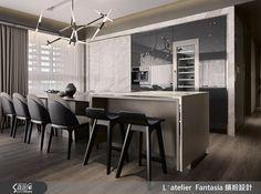 L′atelier Fantasia 繽紛設計設計作品繽紛_41,裝潢風格為現代風,是一間新成屋(5年以下),總坪數為21~50坪,格局為四房,更多L′atelier Fantasia 繽紛設計設計案例作品都在設計家 Searchome