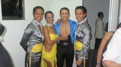 Adolfo Indacochea de los mejores bailarines de Mambo y Pachanga del mundo!!
