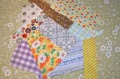scrap quilt tutorial