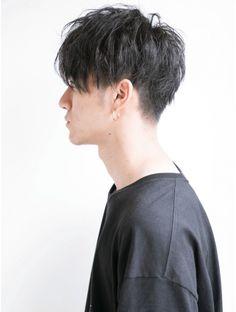 Japanese Men Hairstyle, Korean Men Hairstyle, Cool Boys Haircuts, Haircuts For Men, Hair And Beard Styles, Short Hair Styles, Trending Hairstyles For Men, Androgynous Haircut, Faded Hair