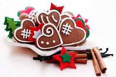 heavens garden: Gingerbread Cookies