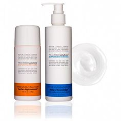 PRESCRIBEDsolutions Body Double Kit 2 piece by PRESCRIBEDsolutions. $87.00. Prescribed Solutions Body Double Kit is an exceptionally high performance duo specially put together to provide you with toned, slim and radiant skin. Gentle exfoliating properties purify and eliminate impurities, while imparting a smooth and silky texture. The firming and toning cream instantly absorbs into your skin, delivering ingredients clinically proven to reduce the look of cellulite...