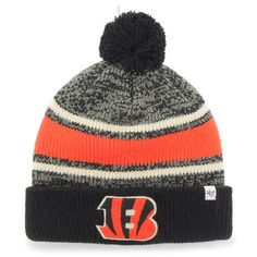 Bengals Knit Headband | Knit Headband, Knits and Products