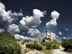 """Día 132: """"el #torreon y el #azucar de #algodon"""" #Proyecto365 días, solo fotos con #Iphone6plus www.miguelonievafotografo.com"""