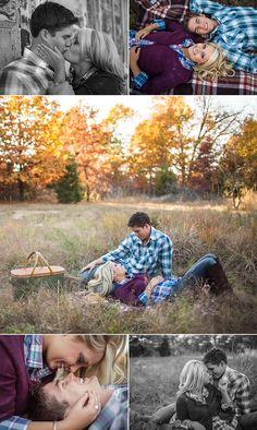 morgan & carson ~ engagement session ~ tulsa, oklahoma wedding photographer » Birdsong Photography