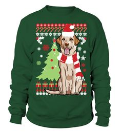 Teezily sells Hoodies & Sweatshirts Labrador Christmas Sweater online ▻ Fast worldwide shipping ▻ Unique style, color and graphic ▻ Start shopping today! Funny Christmas Shirts, Christmas Humor, Christmas Sweater Dress, Dog Christmas Sweaters, T Shirt Women, Charlie Brown Christmas, Fashion Sale, Types Of Sleeves, Cool T Shirts