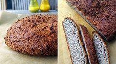 Low Carb Rezept für leckeres Low-Carb Chia-Quark-Brot. Wenig Kohlenhydrate und einfach zum Nachkochen. Super für Diät/zum Abnehmen.